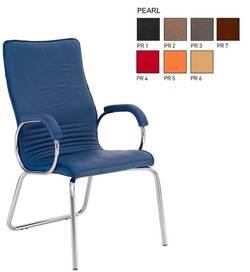Allegro steel CFA/LB chrome Biroja krēsls / piederumi
