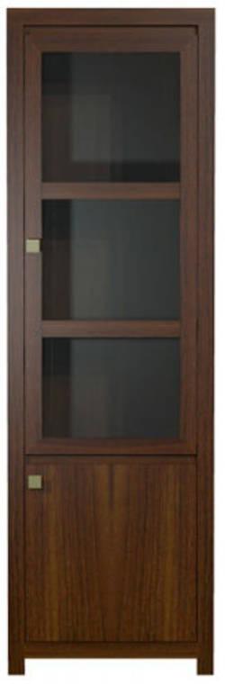 Indigo INDV70 Plaukts ar stiklu / vitrīna