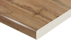 Oak Votan 7052 3050x600x38mm Galda virsma / Sienas panelis