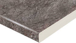 Black Marble 3025 3000x600x56mm Galda virsma / Sienas panelis