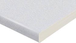 White Crystal 7110 3050x600x38mm Galda virsma / Sienas panelis