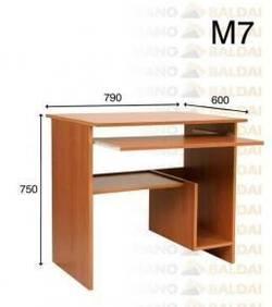 M7 galds Rakstāmgalds / datorgalds