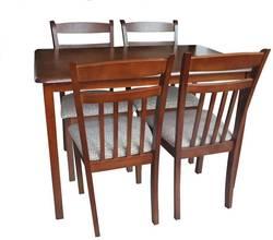 Starter Rondino Ēdamistabas galds ar krēsliem