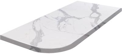 White Granit 3027 3050x600x25mm Galda virsma / Sienas panelis