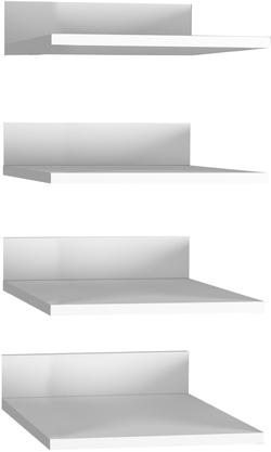 BlanKit Plate.Tandebox.40.s4.White Atvilktņu furnitūra