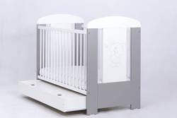Maly Mis i motylek SZ Bērnu / zīdaiņu gulta un piederumi