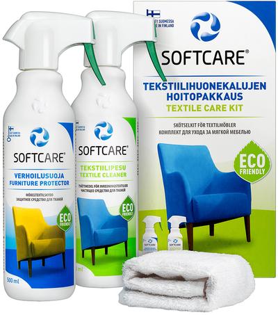 Soft Textil Cleaner komplekts, 712916 Tīrīšanas / kopšanas līdzeklis
