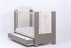 Zyrafa SZ Bērnu / zīdaiņu gulta un piederumi