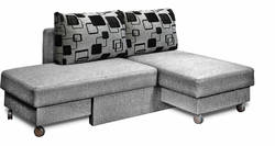 Transformer LT140 Stūra dīvāns L veida