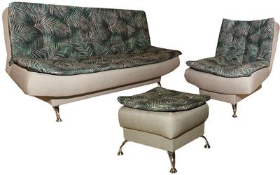 Kasia 31PF Dīvāns ar krēsliem