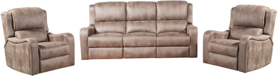 Royal 8136 3RR1R1R Dīvāns ar krēsliem