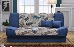 Klaudia R Dīvāns-gulta