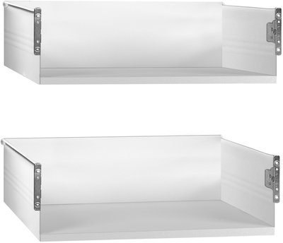 BlanKit Metabox.60.s2.White Atvilktņu furnitūra