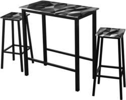 Robin 22405 AB Ēdamistabas galds ar krēsliem