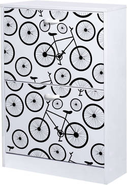 Bike 20940F 2 Apavu plaukts / apavu skapis