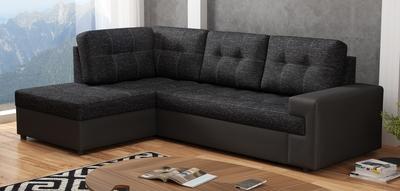 Castello Stūra dīvāns L veida
