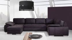 Enzo I Stūra dīvāns U veida