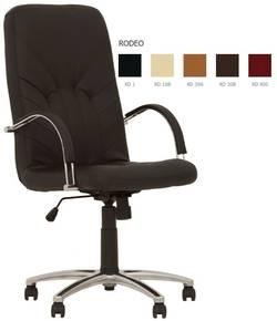 Manager steel Tilt chrome Biroja krēsls / piederumi