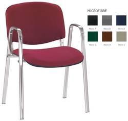 Iso W chrome Biroja krēsls / piederumi
