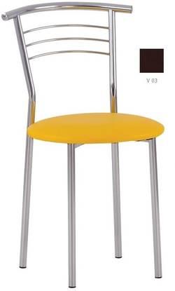 Marco chrome Krēsls