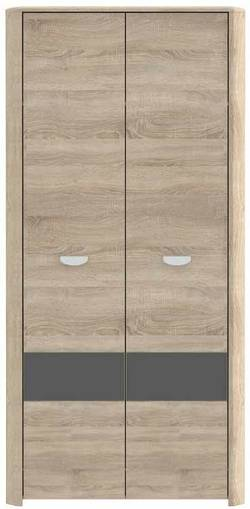 Yoop YPS82 Шкаф для одежды с вешалкой