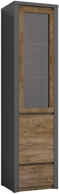 Montana W1D Plaukts ar stiklu / vitrīna