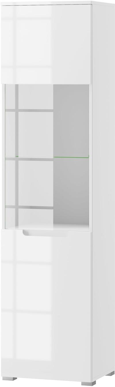 Selene 25 Plaukts ar stiklu / vitrīna