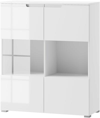 Selene 27 Plaukts ar stiklu / vitrīna