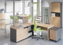 Omega S Biroja iekārta / darba kabinets