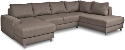 Bali B Stūra dīvāns U veida