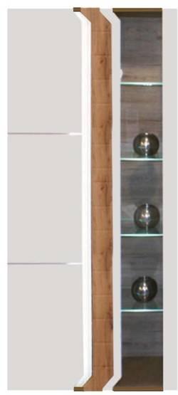 Loft L2 Витрина / полка со стеклом