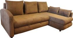 Menija Stūra dīvāns L veida