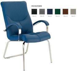 Germes steel CFA/LB chrome Biroja krēsls / piederumi