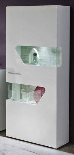Kando KANV81R Plaukts ar stiklu / vitrīna