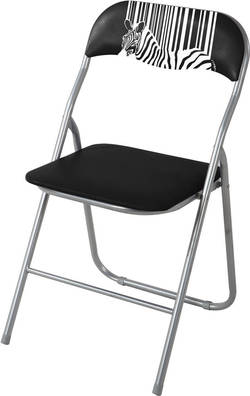 Zebra 20210 Krēsls