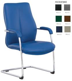 Sonata steel CF/LB chrome Biroja krēsls / piederumi