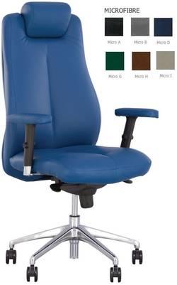 Sonata R steel ES AL32 Biroja krēsls / piederumi