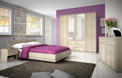 Szantal Guļamistabas iekārta