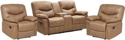 Nica 80216 2R1R1R Dīvāns ar krēsliem