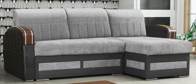 Kevin bis Stūra dīvāns L veida