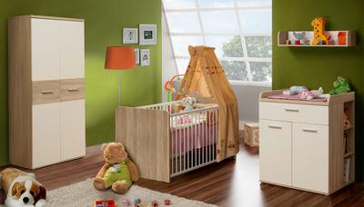 Winnie B Bērnu / zīdaiņu gulta un piederumi