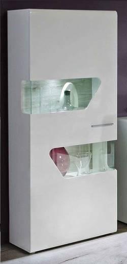 Kando KANV81L Plaukts ar stiklu / vitrīna