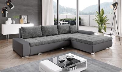 Tivano (London) Stūra dīvāns L veida