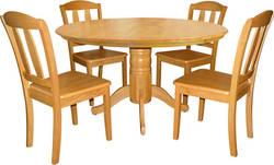 Sabrina Ēdamistabas galds ar krēsliem