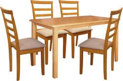 Starter Karlton Ēdamistabas galds ar krēsliem