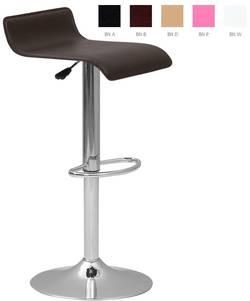 Latina chrome Bāra krēsls / hocker