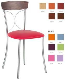 Se 17 chrome Krēsls