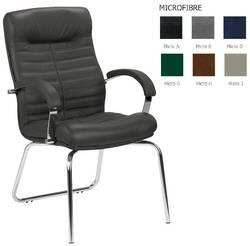 Orion steel CFA/LB chrome Biroja krēsls / piederumi