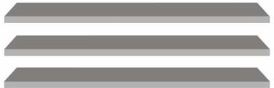 EBD01821 Plauktu / skapju piederumi