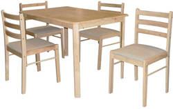 Starter (Iris, Emma) Ēdamistabas galds ar krēsliem